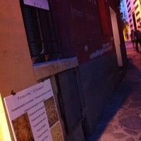 Photo taken at Focacceria Il Frantoio Di Arpe by Andrea G. on 9/1/2013