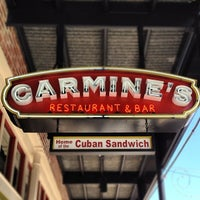 Photo taken at Carmine's by Stephen F. on 10/10/2012