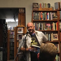 Photo taken at Adobe Books & Art Cooperative by Stephen F. on 10/22/2017