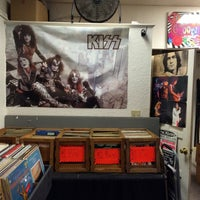 Photo taken at Groovy Records by Stephen F. on 12/29/2015