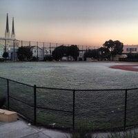 Photo taken at Upper Noe Recreation Center by Stephen F. on 12/12/2013