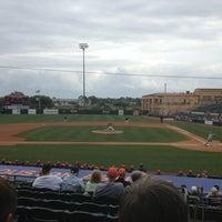 Photo taken at Osceola County Stadium by Jerrod W. on 2/26/2013