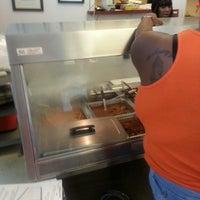 Photo taken at Rose's Caribbean Restaurant by Mrs. Jones on 7/17/2013