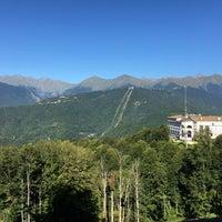 Photo taken at Solis Sochi Hotel by Julia B. on 9/9/2017