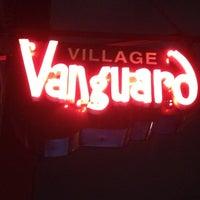 Photo taken at Village Vanguard by Paul W. on 4/14/2013