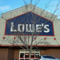 Photo taken at Lowe's Home Improvement by Andrew M. on 2/3/2017