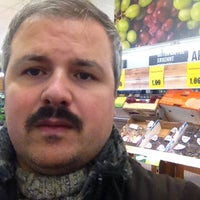 Photo taken at Lidl by Bahca E. on 1/3/2015