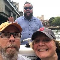 Photo taken at Providence River Boat Company by Doug K. on 10/7/2017