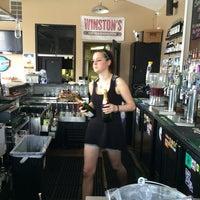 Photo taken at Winston's On Washington by Timothy P. on 8/9/2014