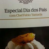 Photo taken at Chocolate Academy Callebaut Sao Paulo by Mara Regina P. on 8/5/2016