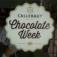 Photo taken at Chocolate Academy Callebaut Sao Paulo by Mara Regina P. on 7/28/2016