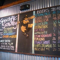 Photo taken at Specific Gravity Pizzeria & Beer Joint by Frank K. on 10/6/2012