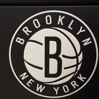 Photo taken at Brooklyn Nets practice facility by Joe M. on 9/25/2014