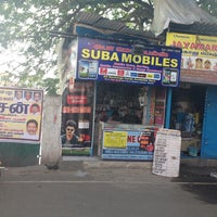 Photo taken at Suba mobiles by Vasanth G. on 12/28/2013
