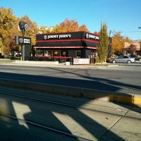 Photo taken at TRAX Trolley Square by Felipe Mafra on 10/24/2013