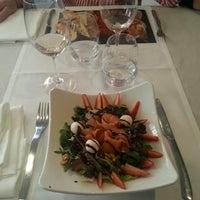 Photo taken at Restaurant La Giberga by Patrícia on 4/29/2015