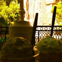 Photo taken at Gelato Cafe by David B. on 9/25/2012