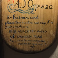 Photo taken at Ajo Pizzeria by Dylan C. on 11/26/2015