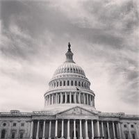 Photo taken at United States Capitol by CocteauBoy on 4/24/2013