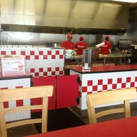 Photo taken at Five Guys by Daniel D. on 4/1/2013
