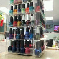 Photo taken at Diva Nails by Cammie F. on 5/18/2013