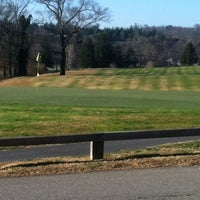 Photo taken at Asheville Municipal Golf Course by Neil P. on 12/14/2012