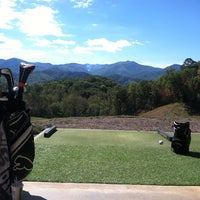 Photo taken at Sequoyah National Golf Club by Neil P. on 10/12/2013