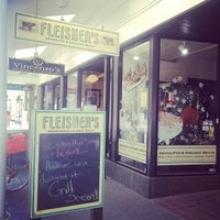 Photo taken at Fleishers Craft Butchery by prairie rose f. on 4/19/2014