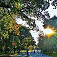 Photo taken at Prospect Park by prairie rose f. on 10/15/2012