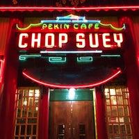 Photo taken at Chop Suey Pekin Cafe by Jeremiah Kent H. on 5/29/2017