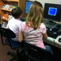Photo taken at Stratford Public Library by Laurie K. on 2/28/2013