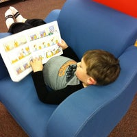 Photo taken at Stratford Public Library by Laurie K. on 11/26/2012