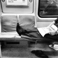 Photo taken at WMATA Red Line Metro by Hadi on 6/29/2013