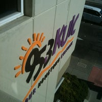 Photo taken at 95.3 KUIC by Thadd M. on 1/25/2013