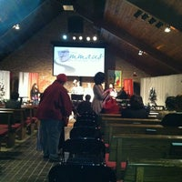 Photo taken at The Emmaus Community by Andrew T. C. on 1/1/2013