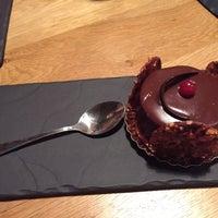 Photo taken at Chocolat by Simona C. on 2/13/2015