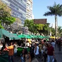 Photo taken at Feira de Artes e Artesanato de Belo Horizonte (Feira Hippie) by Enrique Q. on 9/16/2012