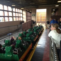 Photo taken at Loch Ness Monster - Busch Gardens by Robert Z. on 3/16/2013