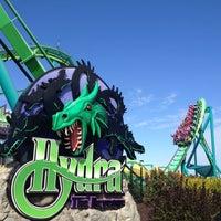 Photo taken at Hydra: The Revenge by Robert Z. on 10/20/2012