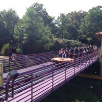 Photo taken at Apollo's Chariot - Busch Gardens by Robert Z. on 9/15/2012