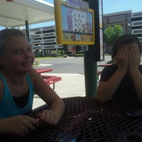 Photo taken at SONIC Drive In by Becky W. on 8/14/2013