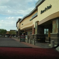 Photo taken at Fry's Marketplace by Christopher G. on 8/6/2013