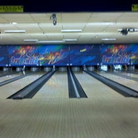 Photo taken at Brunswick Zone Glendale Lanes by Christopher G. on 4/19/2013