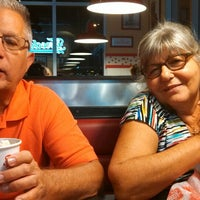 Photo taken at Freddy's Frozen Custard and Steakburgers by Christopher G. on 9/22/2013