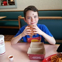 Photo taken at Arby's by Justin M. on 4/14/2014