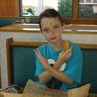 Photo taken at Arby's by Justin M. on 8/27/2014
