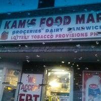 Photo taken at Kam's Food Mart by Joseph V. on 4/20/2013