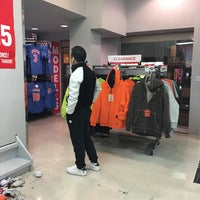 Photo taken at Modell's Sporting Goods by Jessica L. on 3/26/2016
