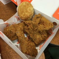 Photo taken at Popeyes by Jessica L. on 8/10/2016