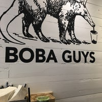 Photo taken at Boba Guys by Jessica L. on 4/12/2017